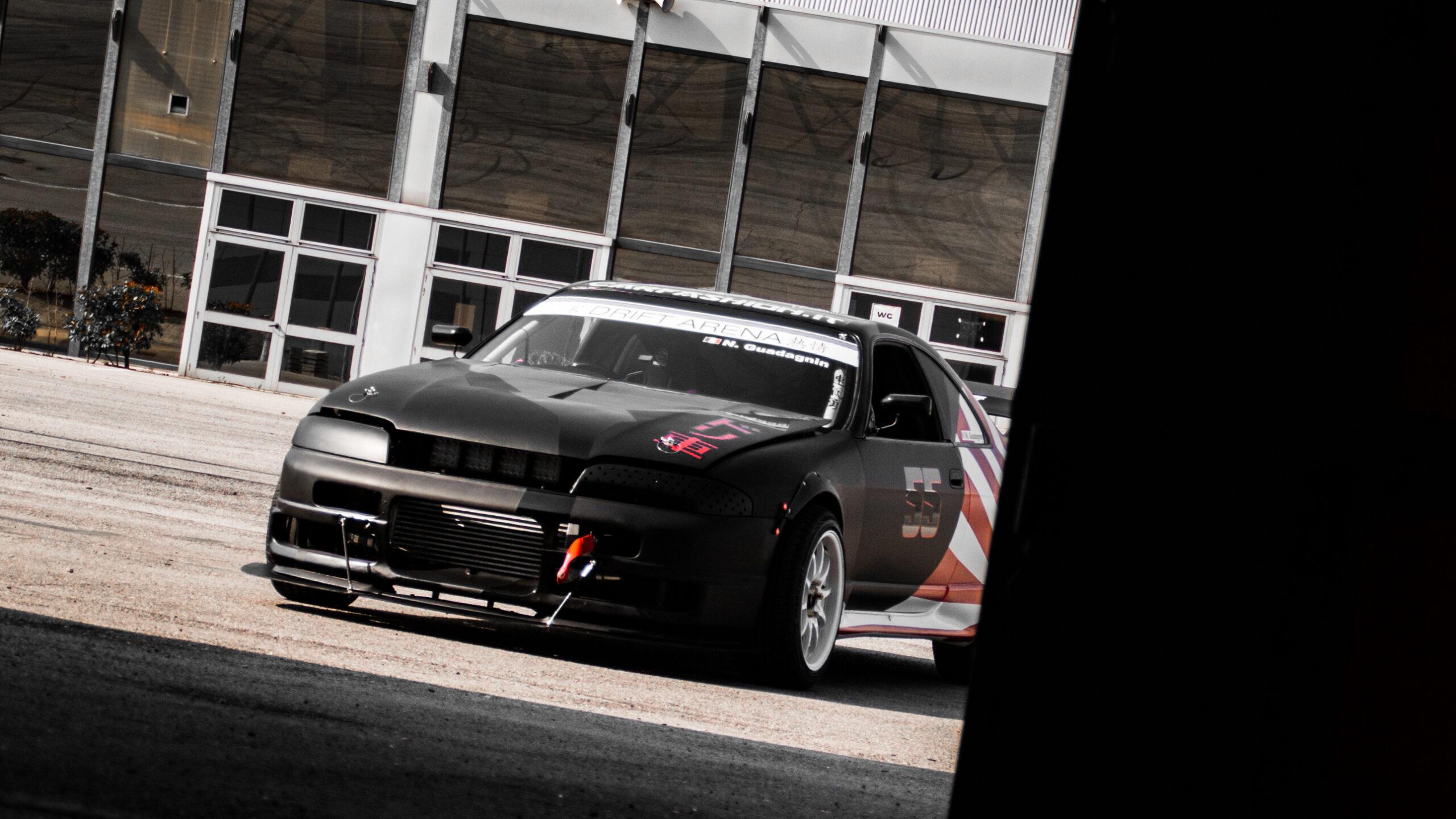 Japan Drift Academy - Drift Adria